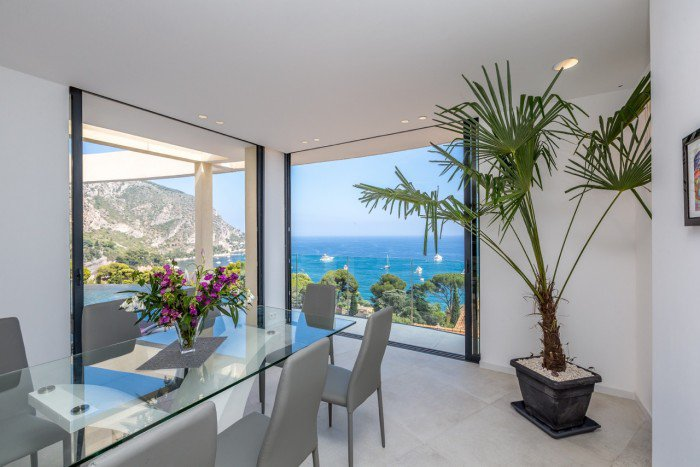 Eze - Luxury Californien villa with sea view