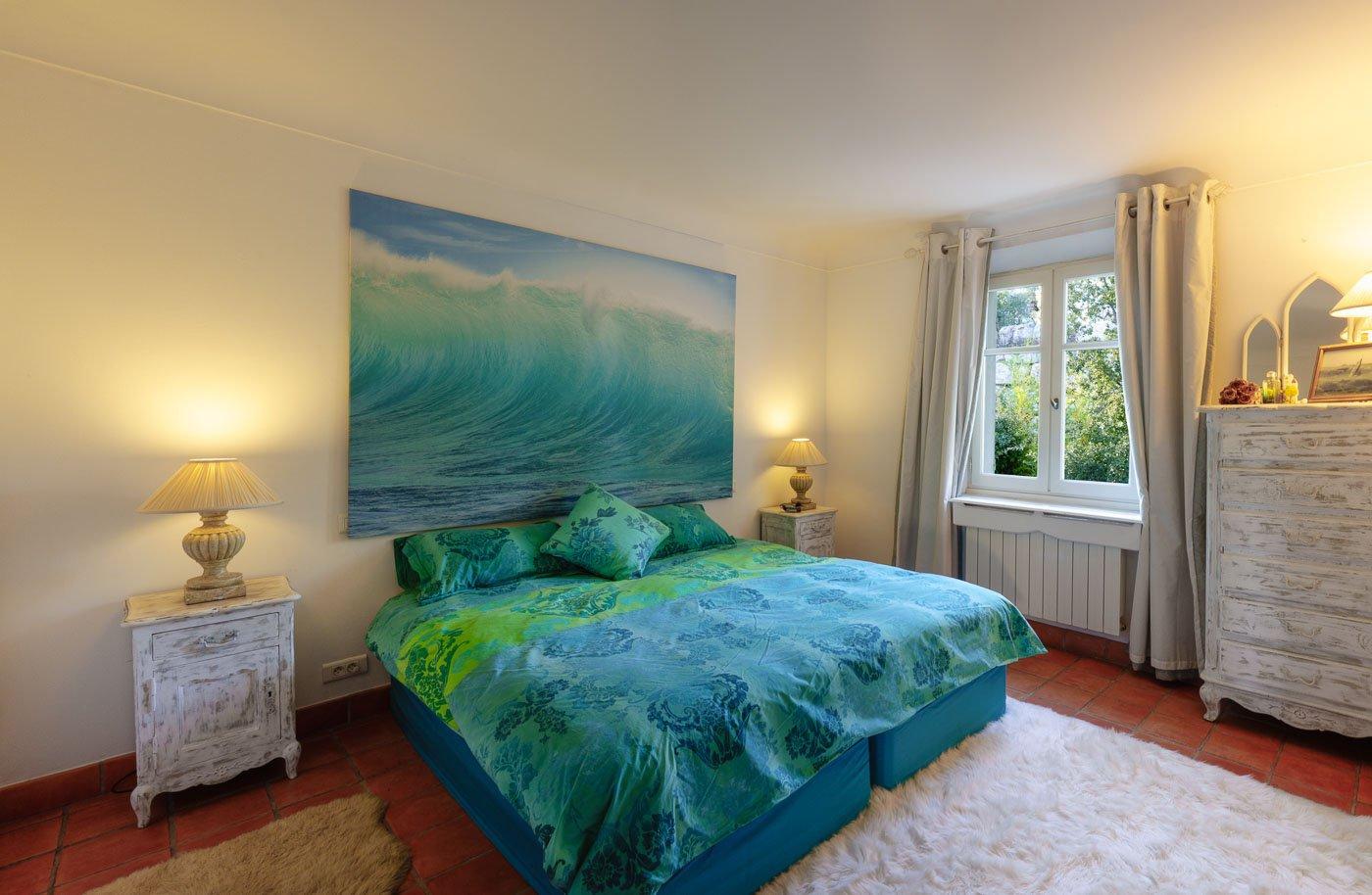 Superbe villa avec piscine et vue - Callian