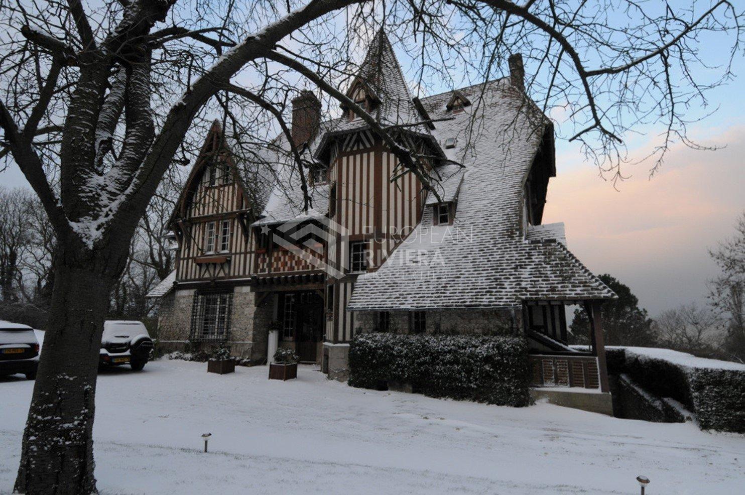 Sale Manor house - Villerville
