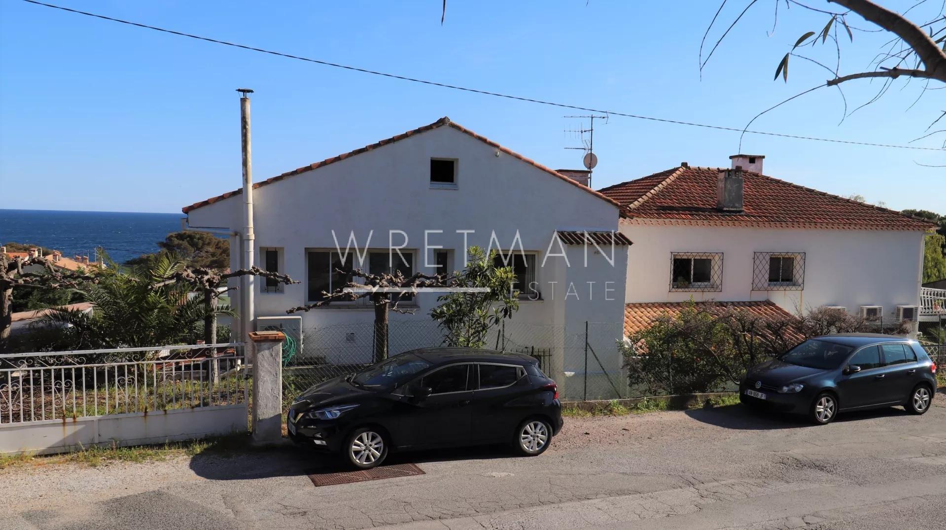 ACCEPTERAT BUD - Strandnära villa med 10 sovrum - Les Issambres