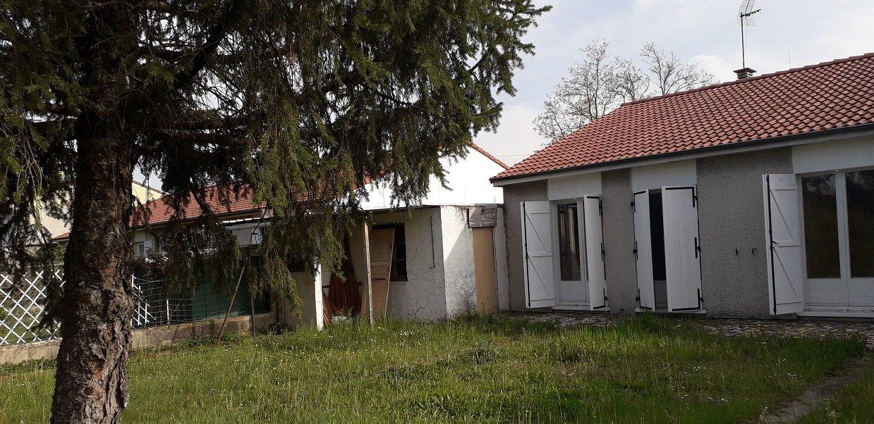 maison en lotissement