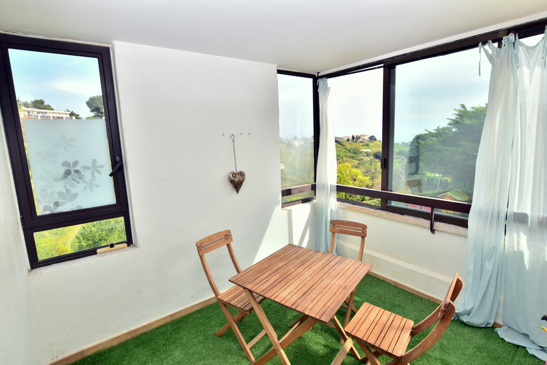 Nice Haut Fabron résidentiel 4 pièces 78 m²