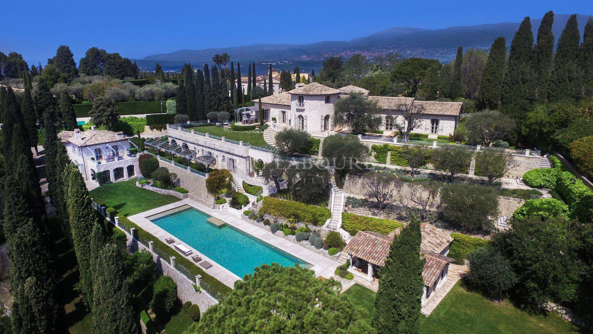 Vente Villa Mougins Village - Propriété d'exception