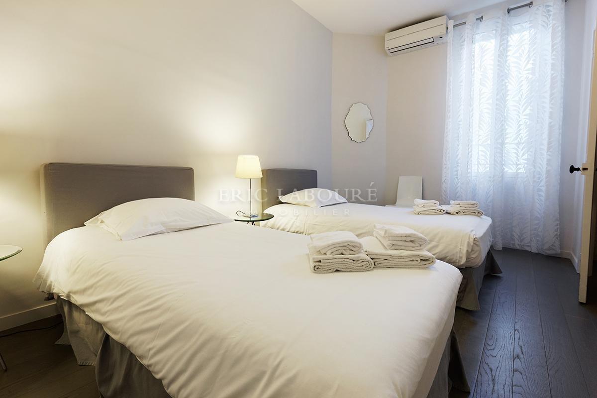 Seasonal rental Apartment - Cannes Arrière Croisette