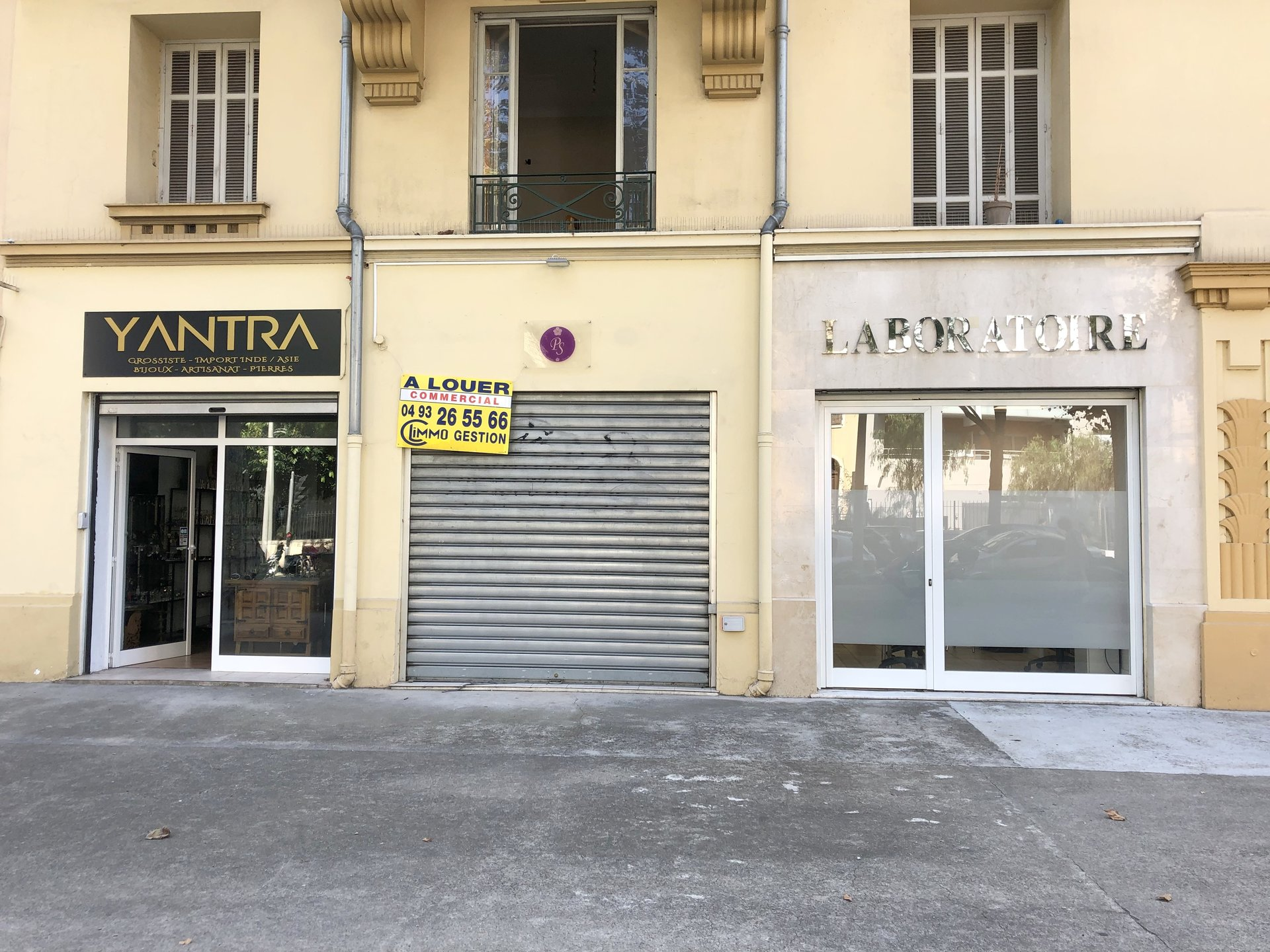 Affitto Locale commerciale - Nizza (Nice) TNL