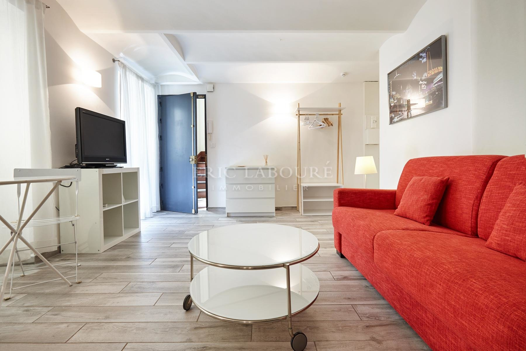 Seasonal rental Studio - Cannes Arrière Croisette
