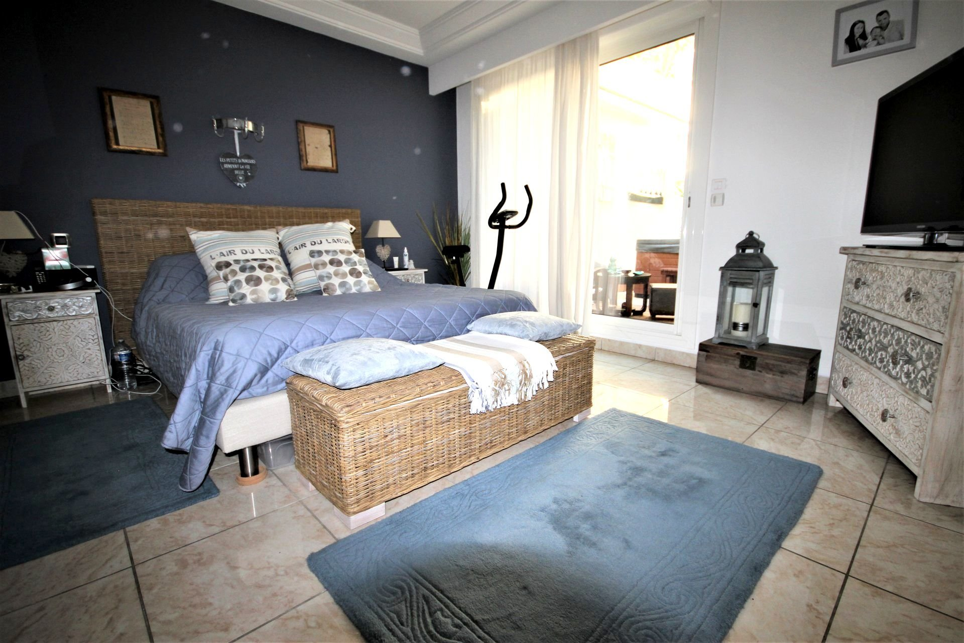 VENTE APPARTEMENT 4 PIECES 180m² CANNES 45m² TERRASSE