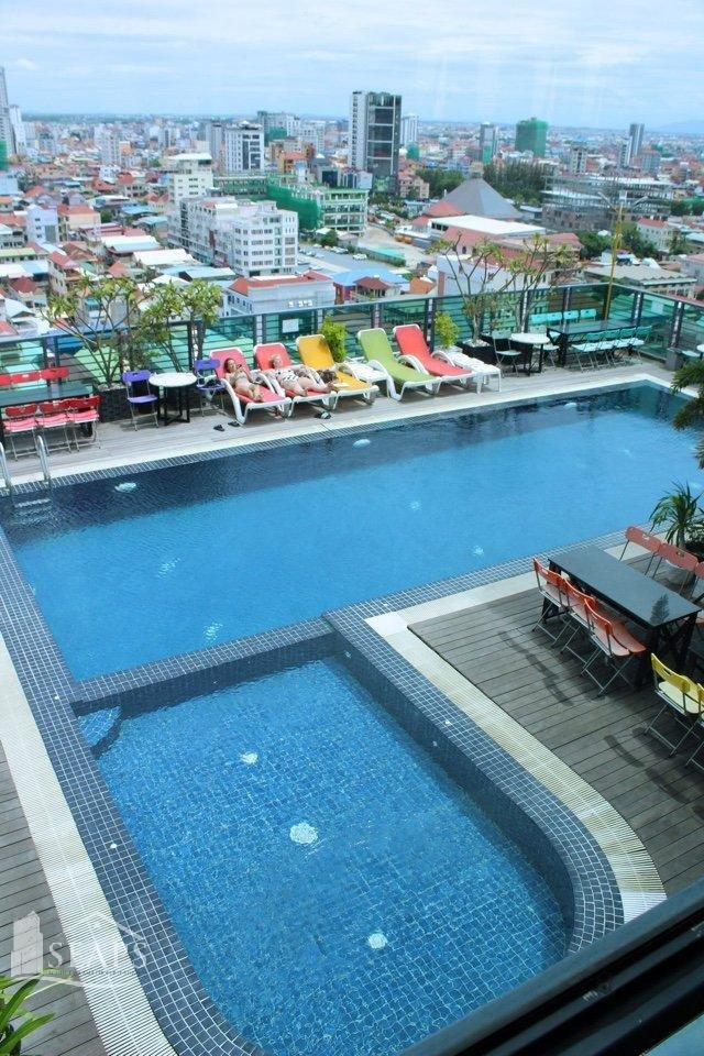 出租 公寓 Chamkarmon BKK 3