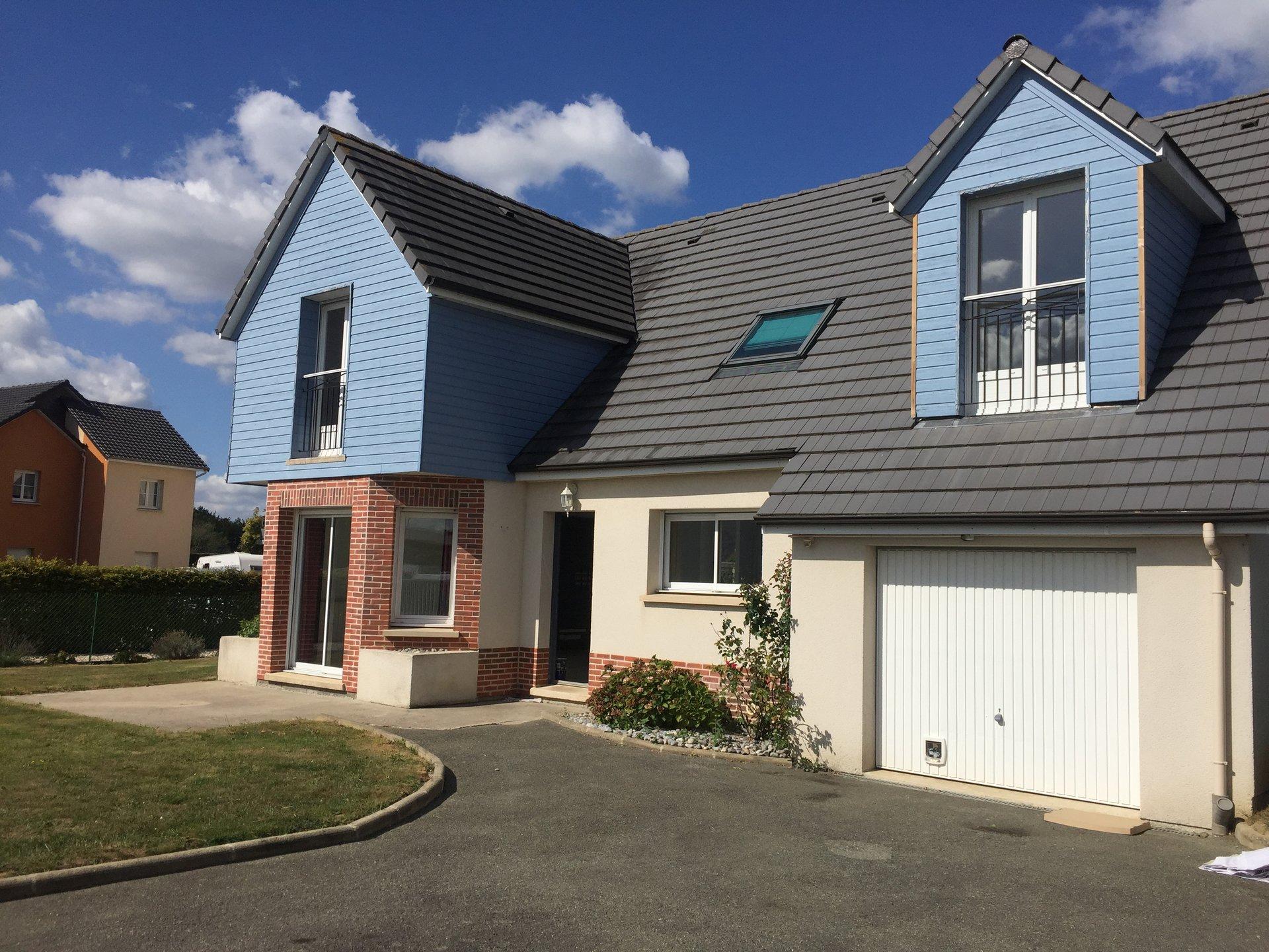 Maison 140 m² FRANQUEVILLE-ST-PIERRE