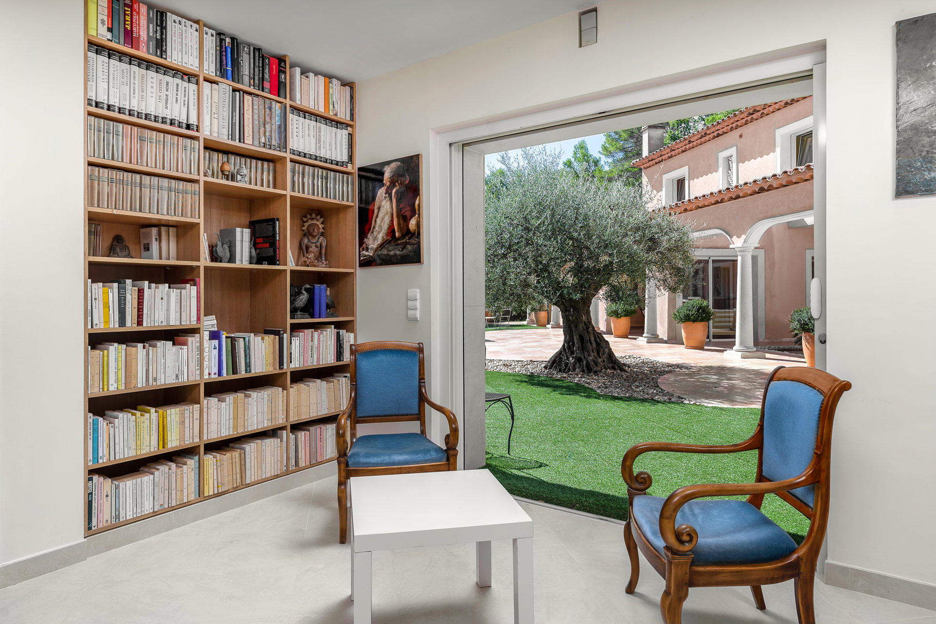 Luxurious villa with view - Seillans