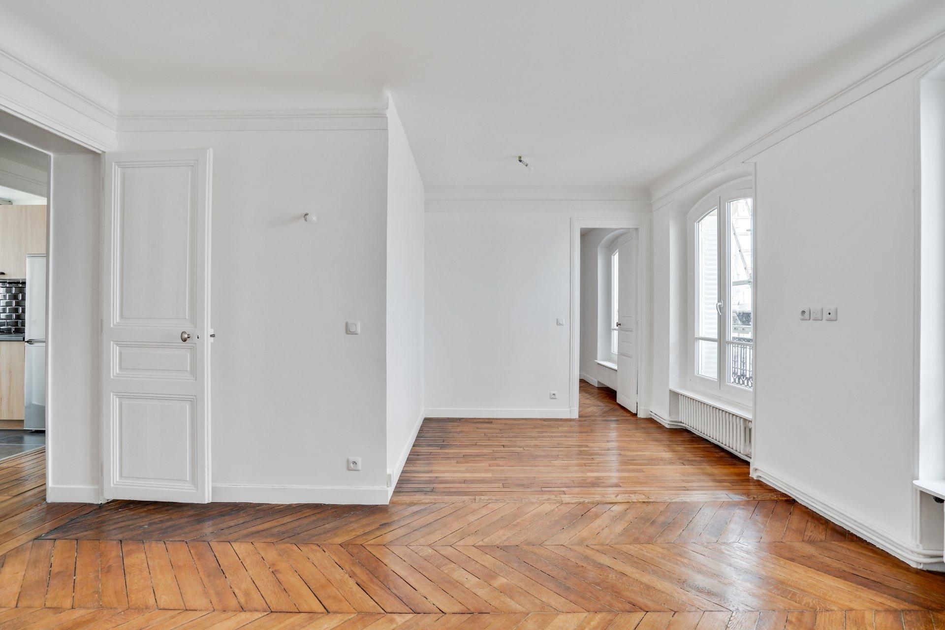 Vente quartier des Belles Feuilles, 4 p, 2 chambres