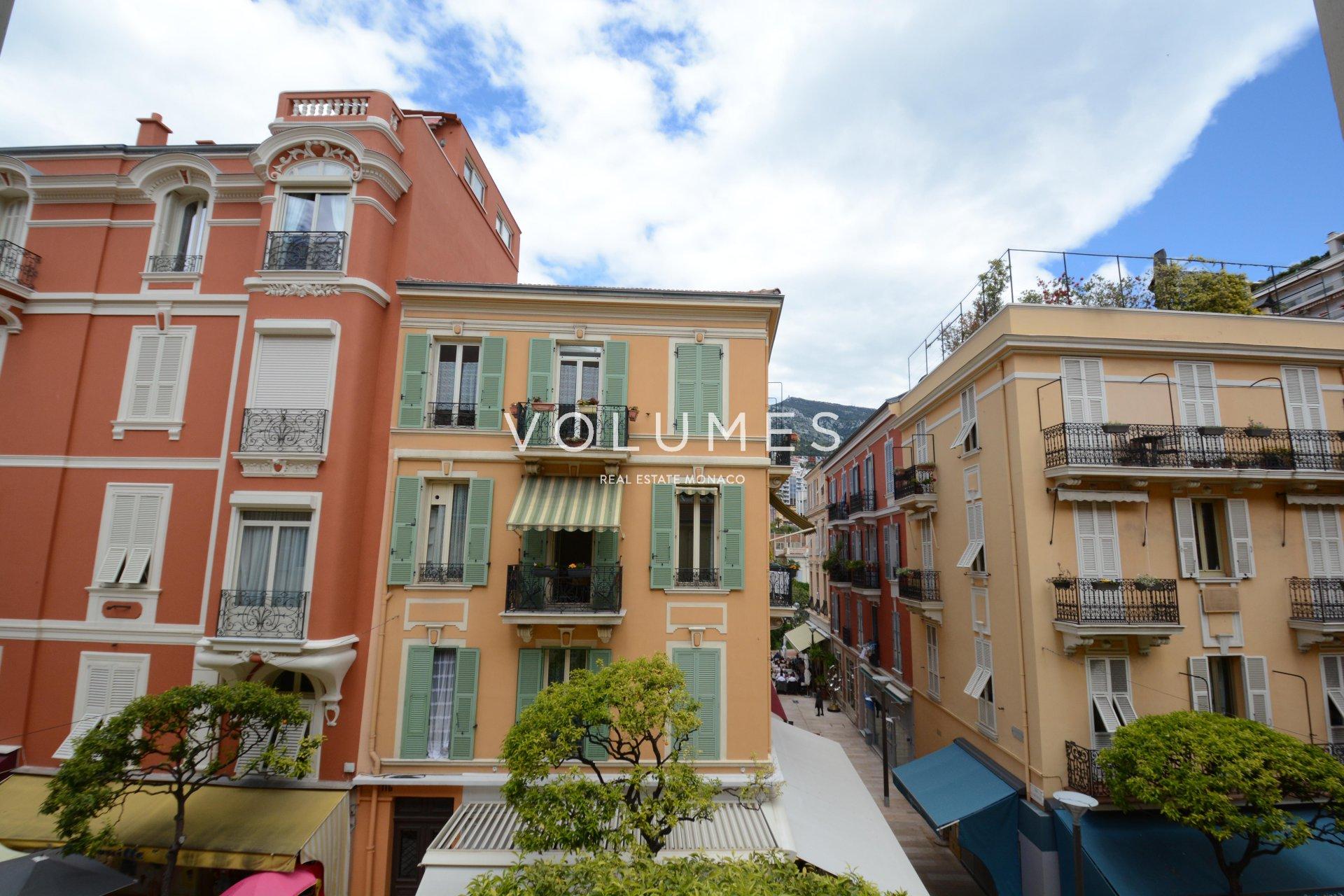 3 Pièces  - Loi 1235 - Rue Princesse CAROLINE