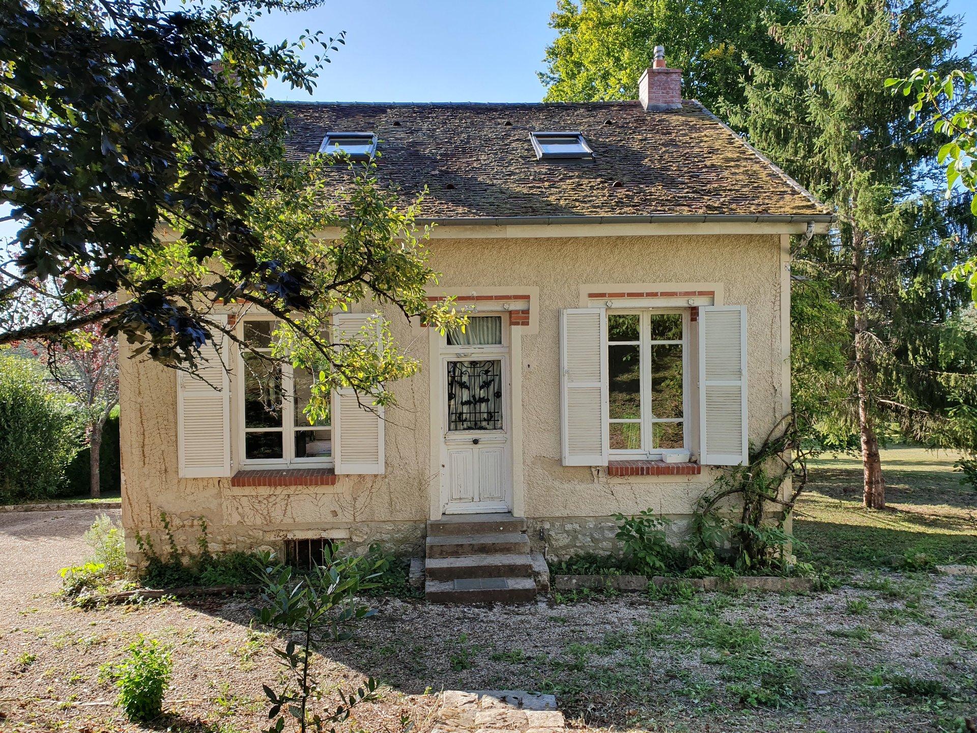 Montigny sur Loing : ensemble immobilier