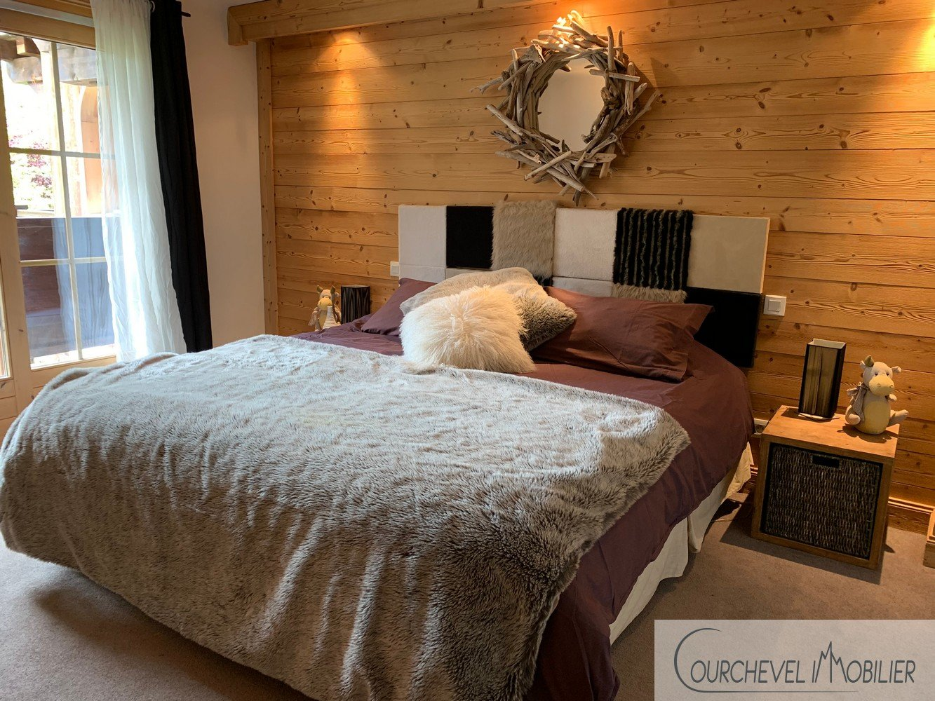 Lovely chalet Courchevel le Praz