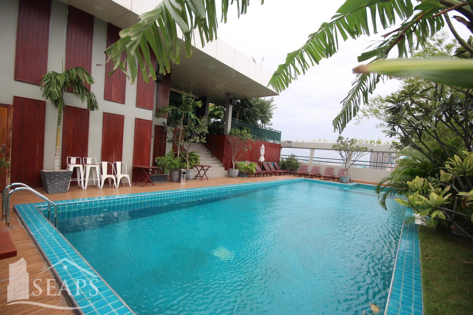 出租 公寓 Chamkarmon BKK 1