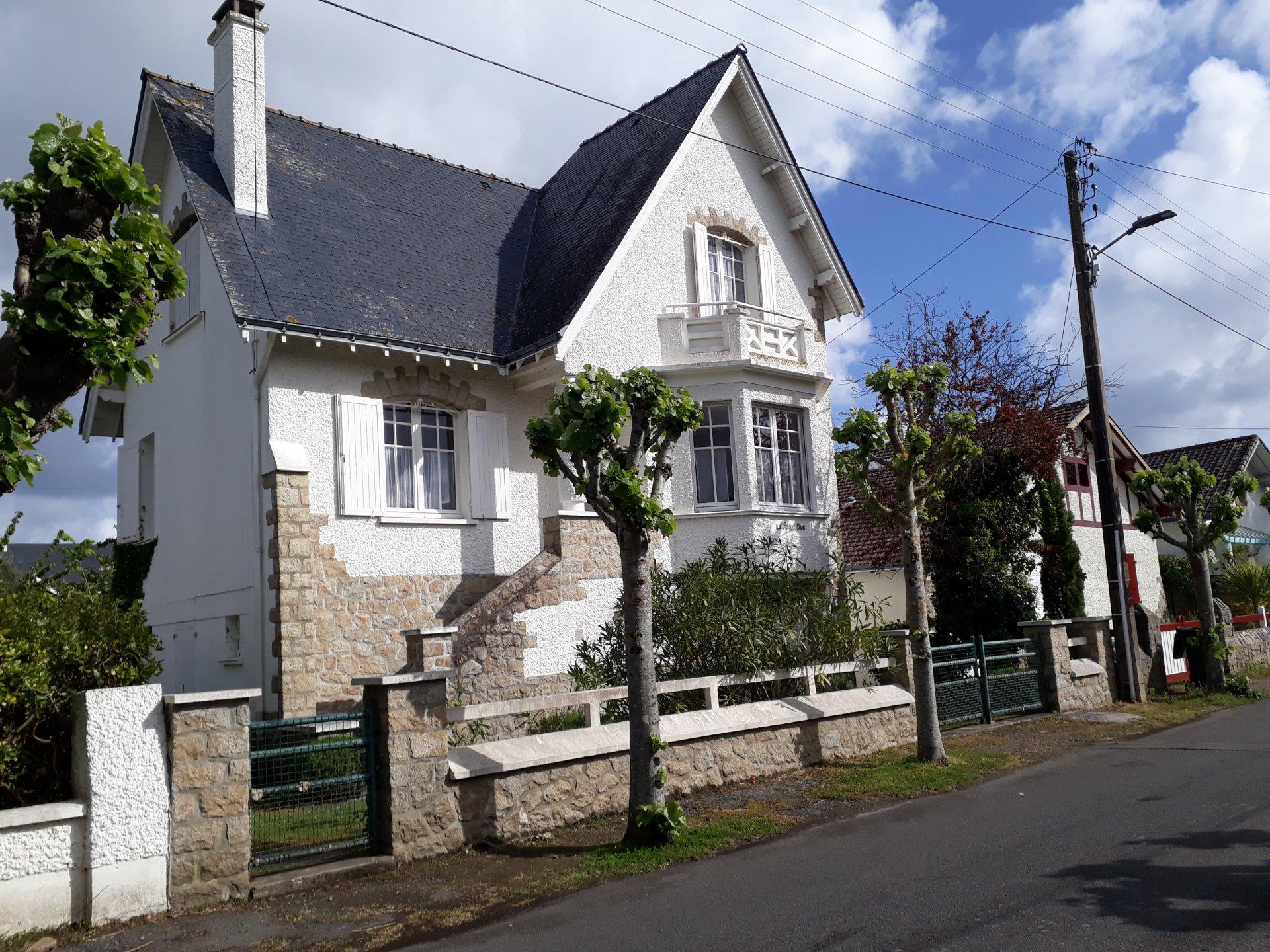 Villa de charme quartier Benoît La Baule