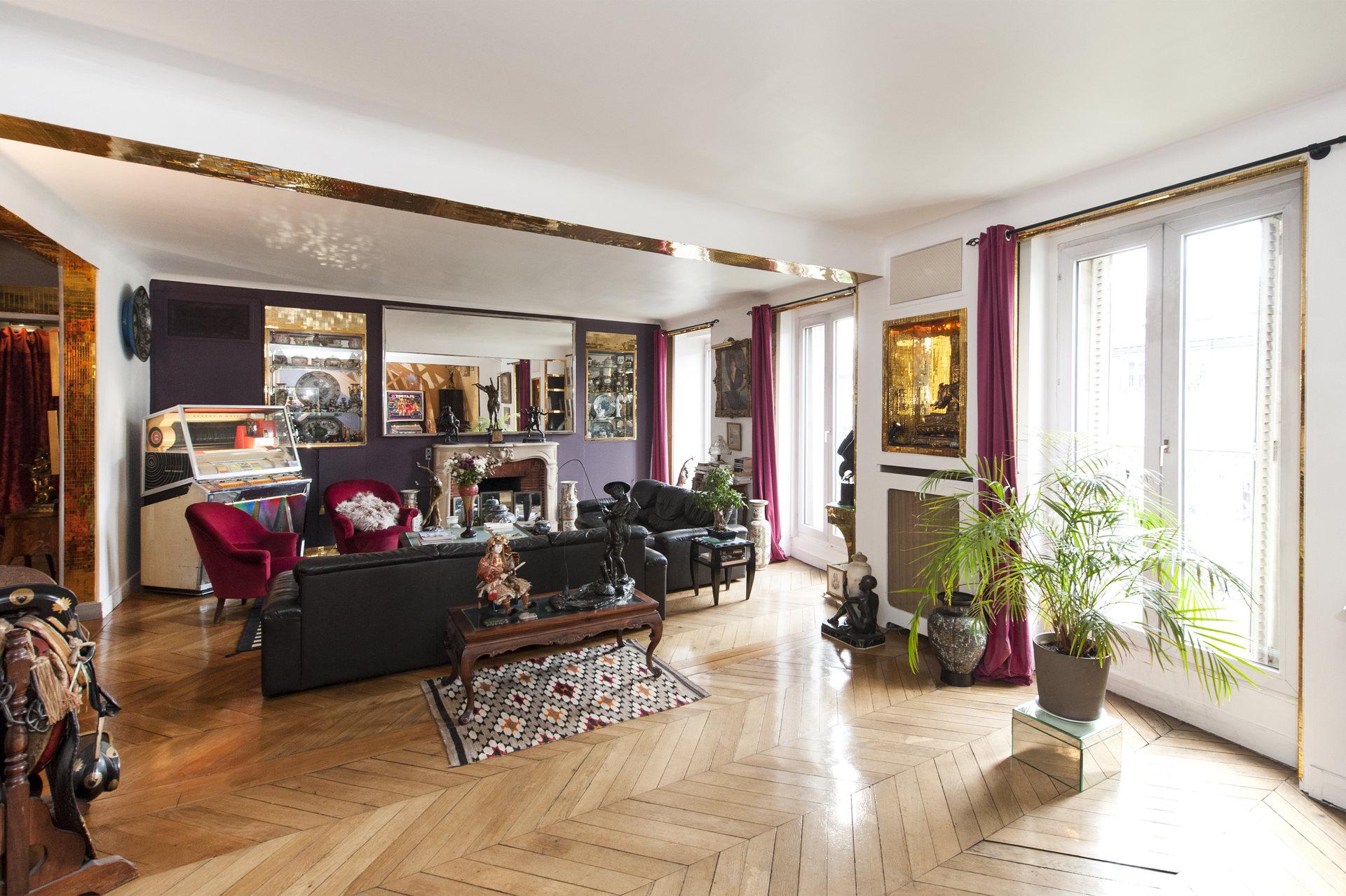Appartement 7 pièces Paris 10ème