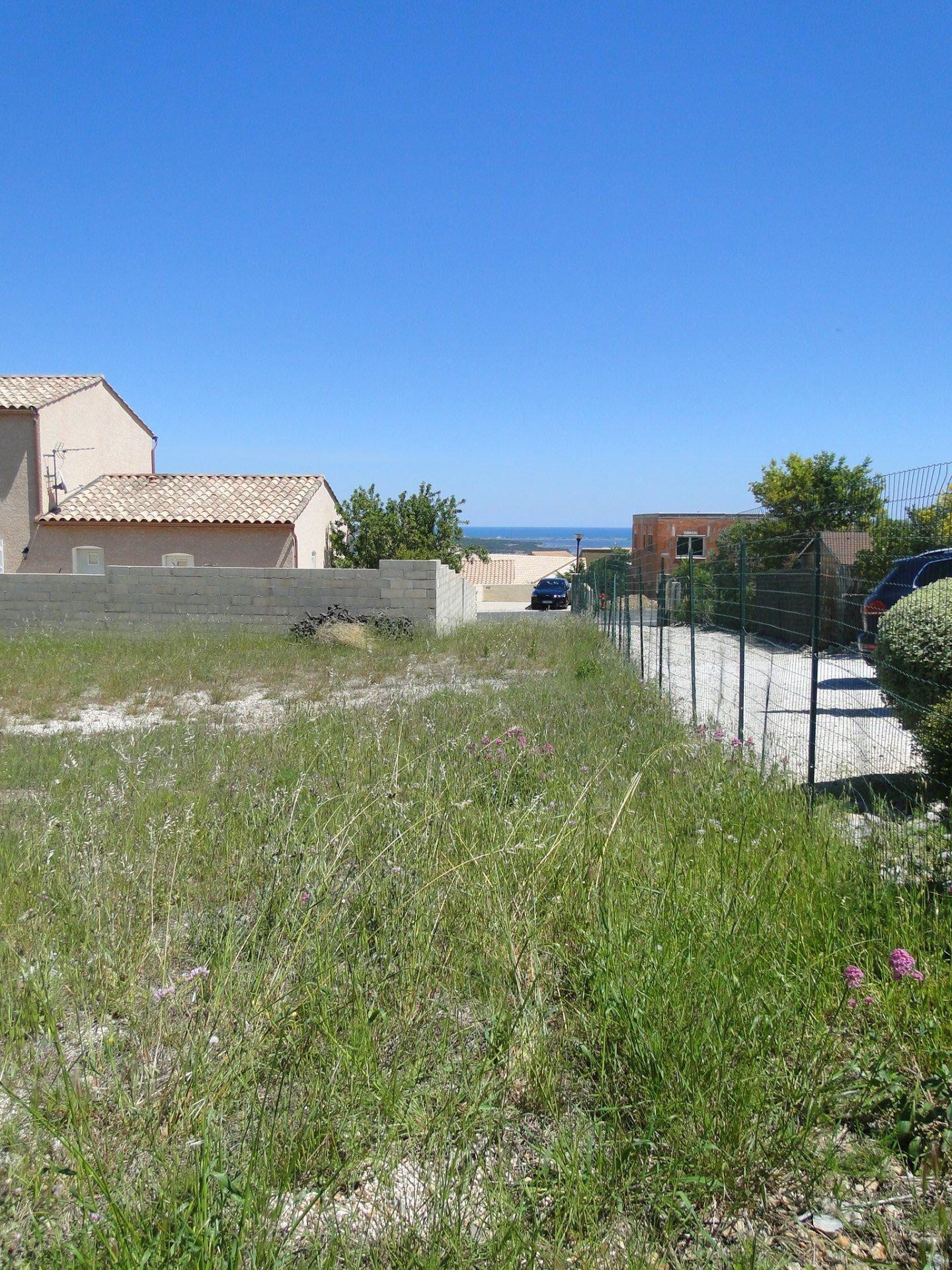 Sale Building land - Fitou