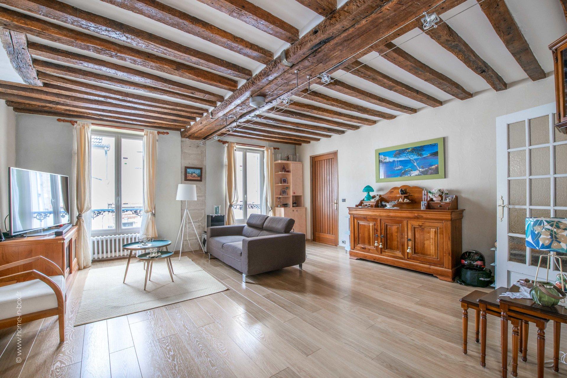 Appartement atypique 12min RER