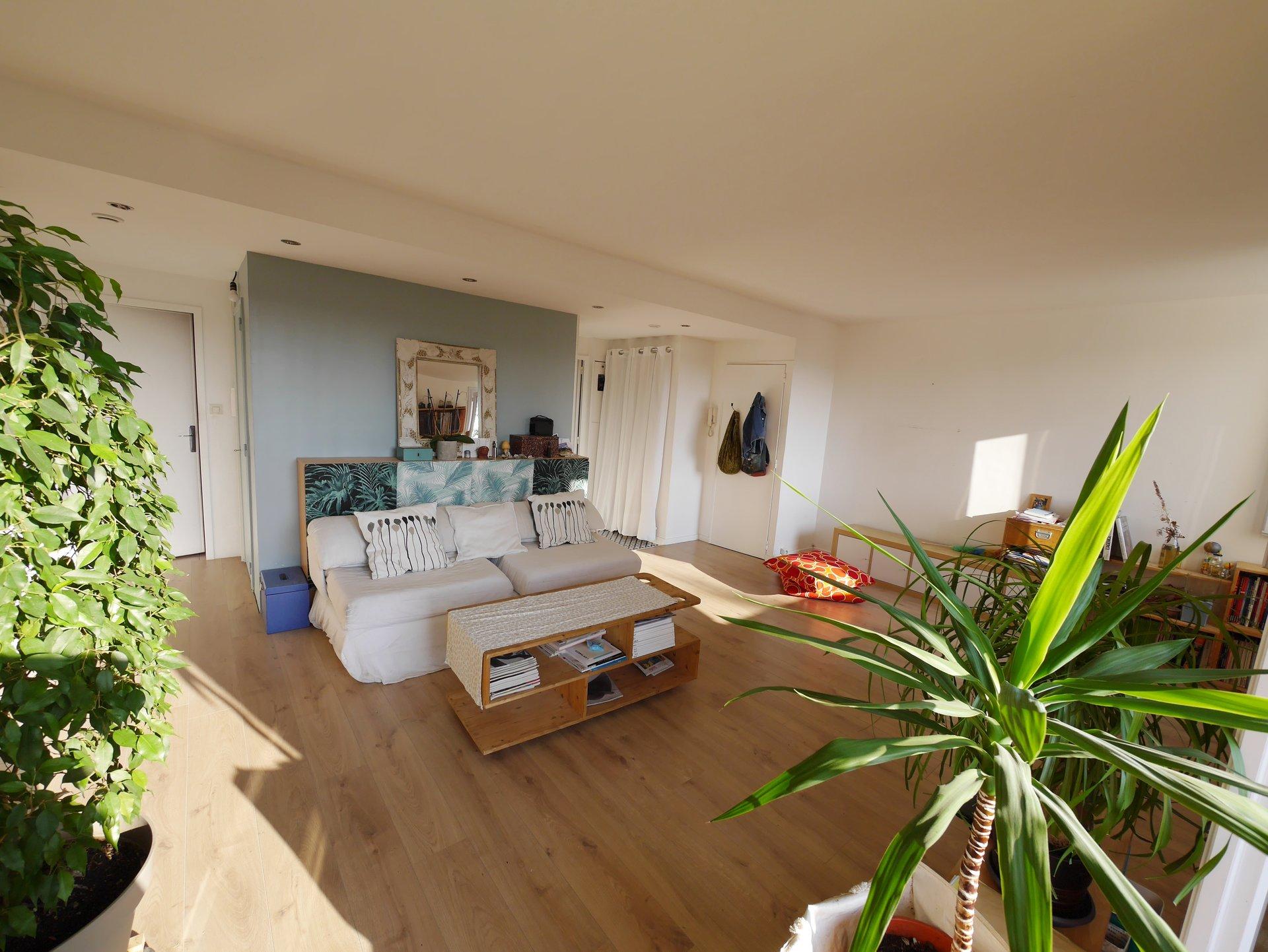 T3 de 66 m² avec superbe vue dégagée