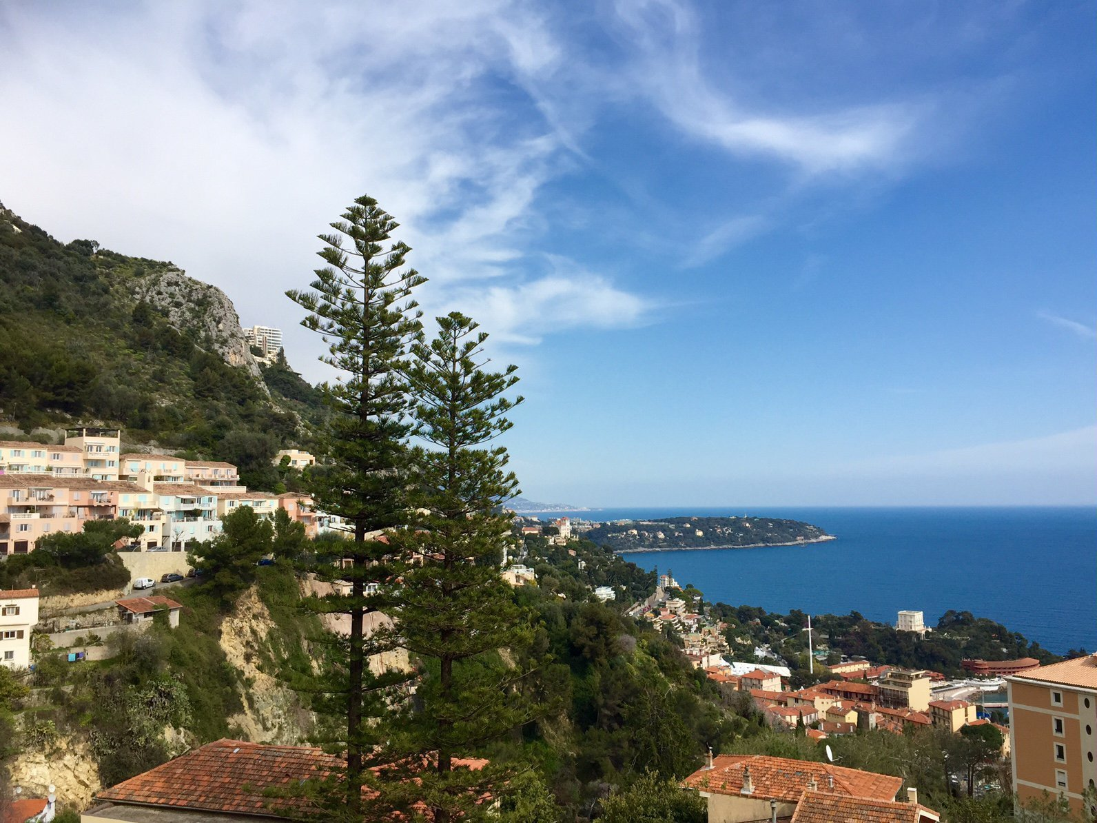BEAUSOLEIL - Frecnh Riviera - 2 bed Apartment - sea view