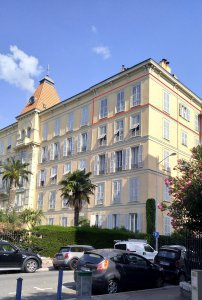 Nice - Carre d'Or- Grand appartement 4 pièces