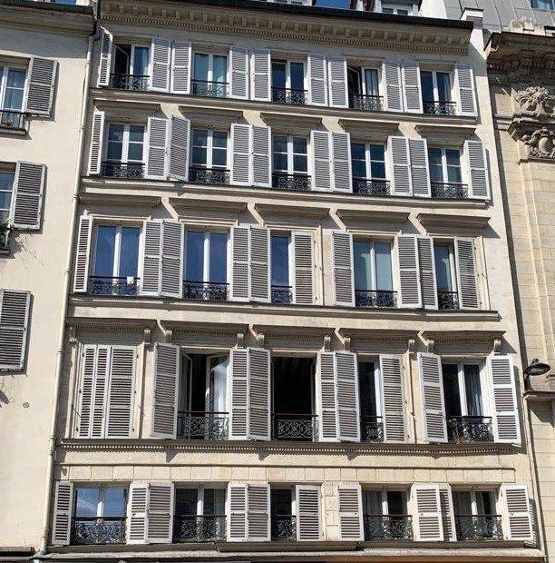 Appartement 2 pièces Paris 10ème