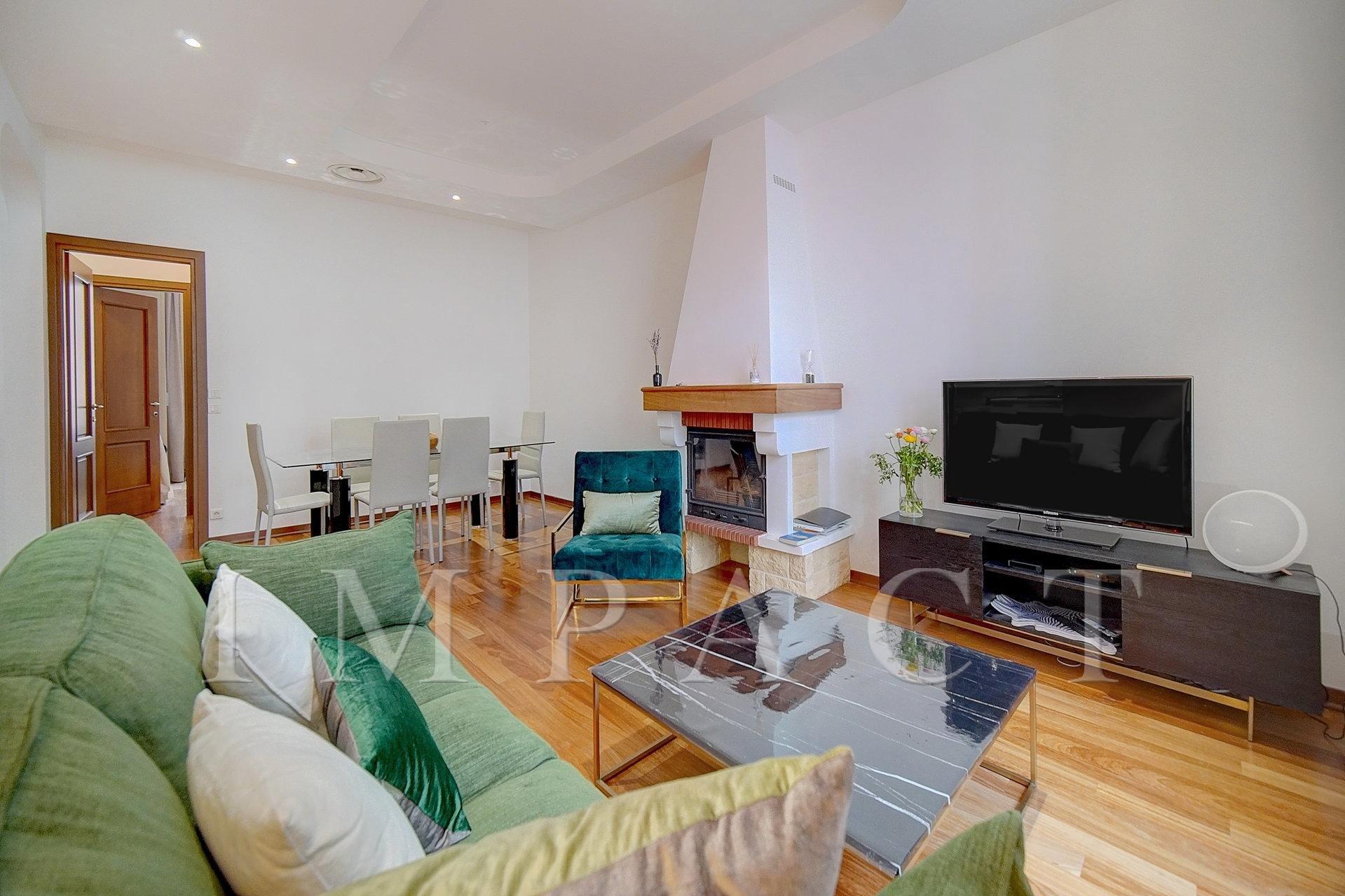 Bel appartement 3 pièces Location Saisonnière - Centre ville Cannes