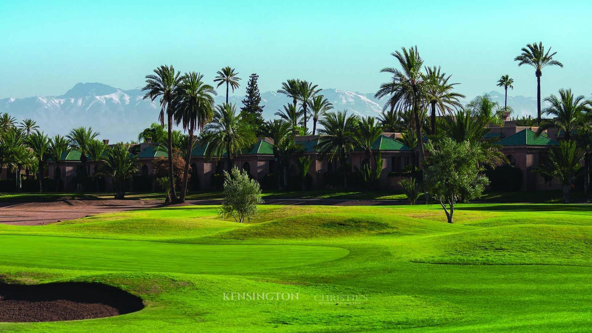 KPPM01193: Buildind land Amara Building land Marrakech Morocco