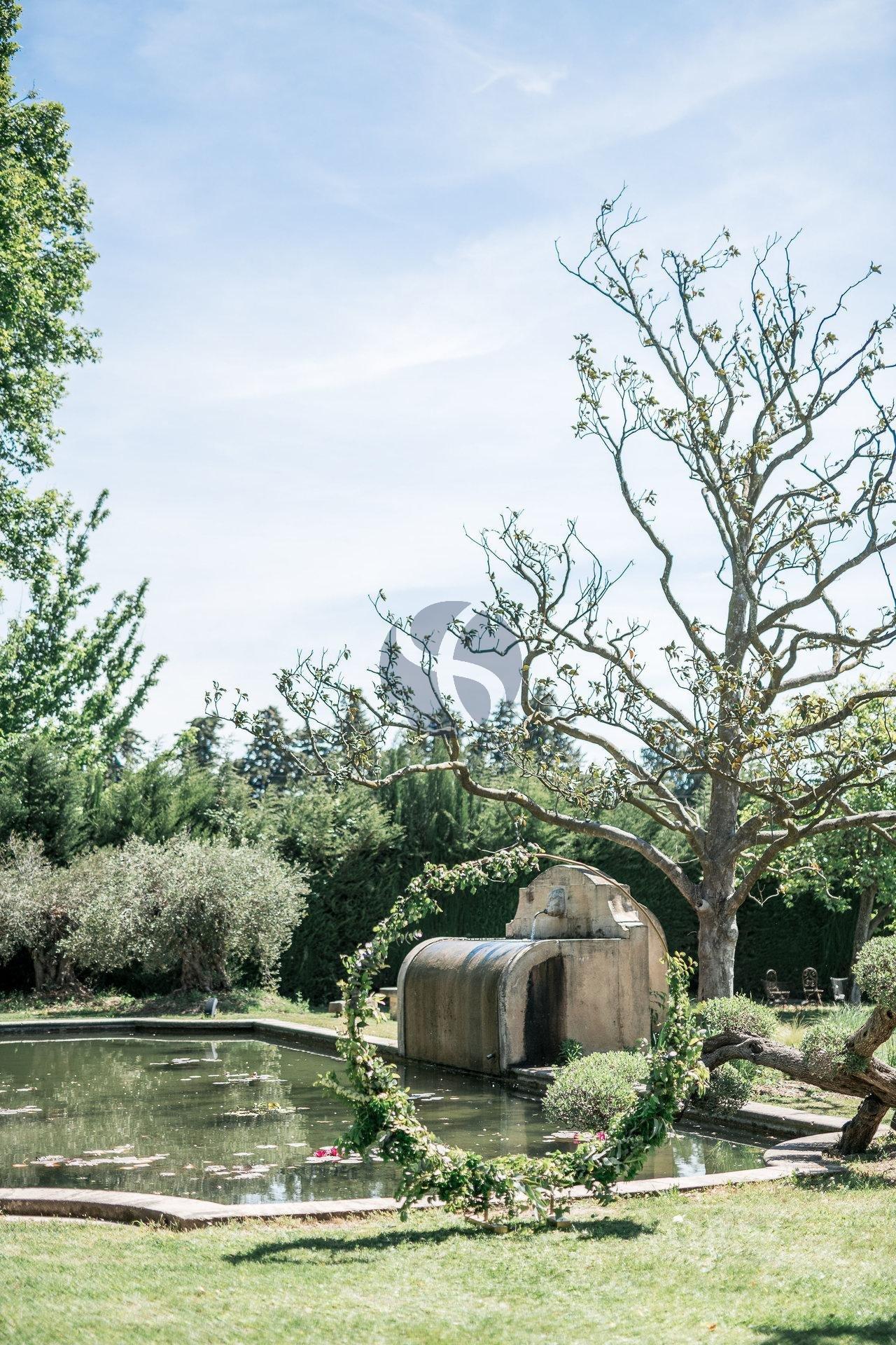 Exceptionnal property close to Maussane les ALpilles