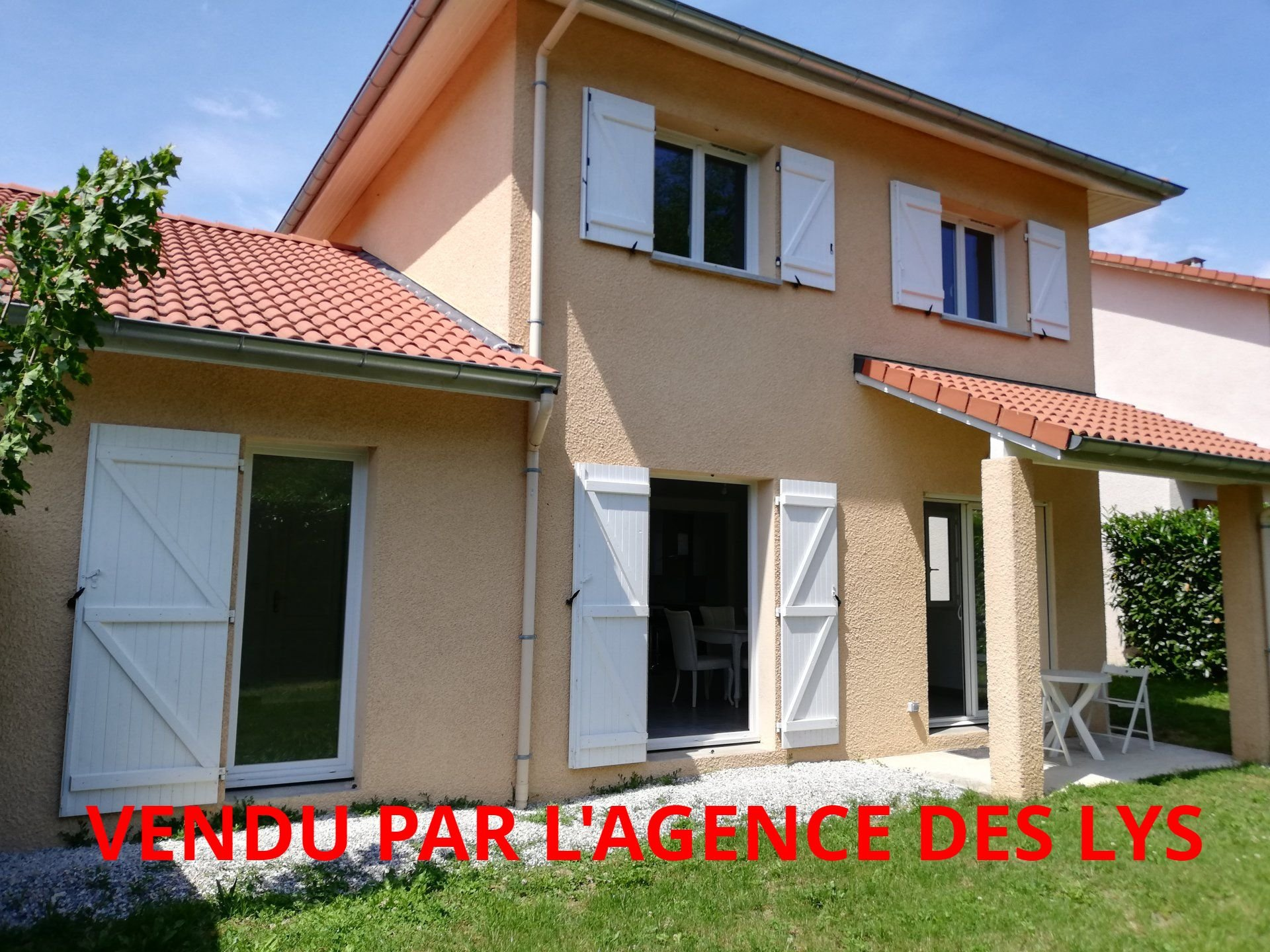 Vente Maison Le Grand-Lemps