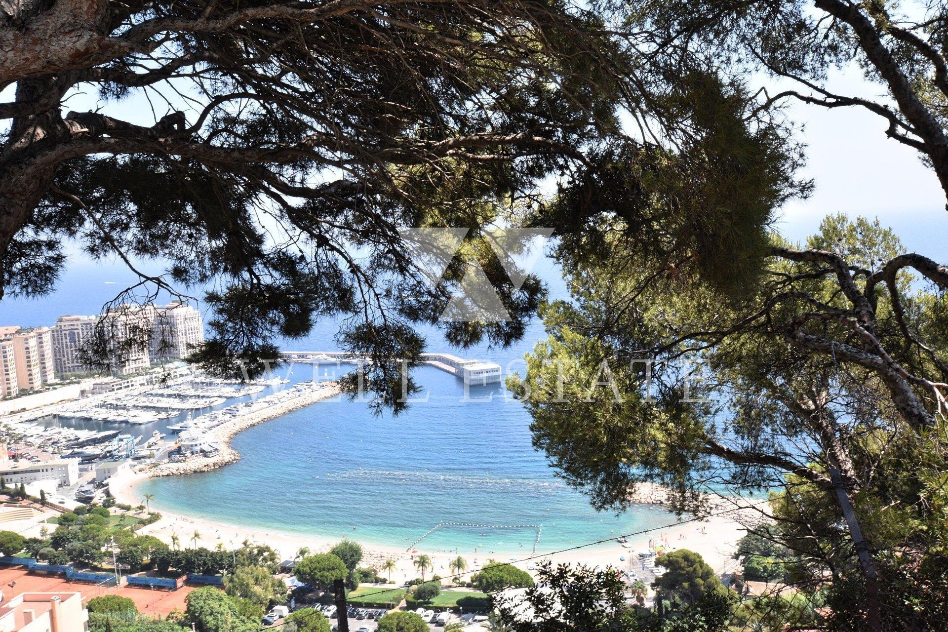 Кап д'Ай пентхаус площадь 210м2 и 200м2 терасса вид на море 180°