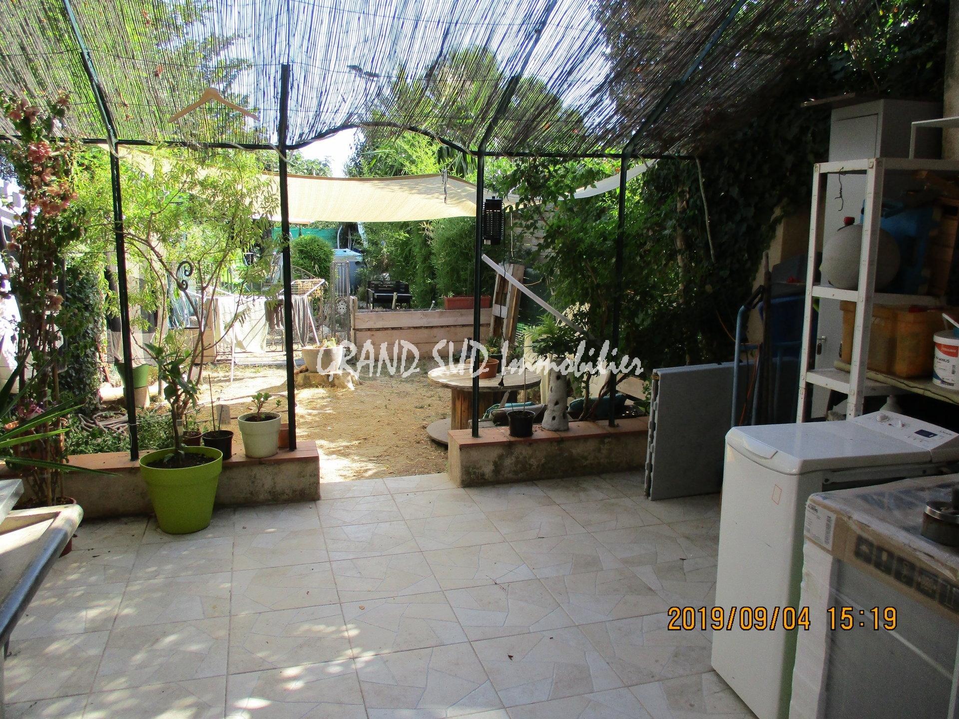 MAISON DE VILLAGE 3 chambres jardin