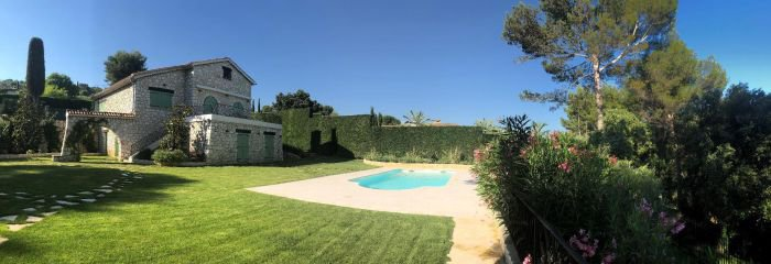 Nice backcountry - Remarkable property with gardens