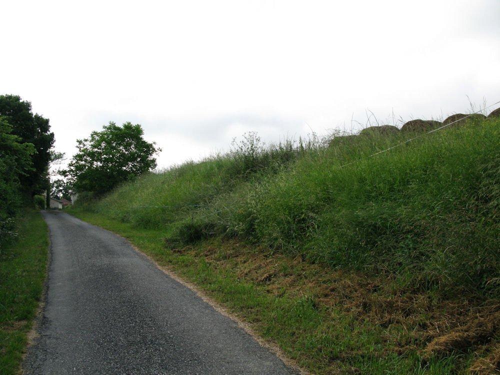 A Montgaillard sur Save, beau terrain de loisir de 9490 m²