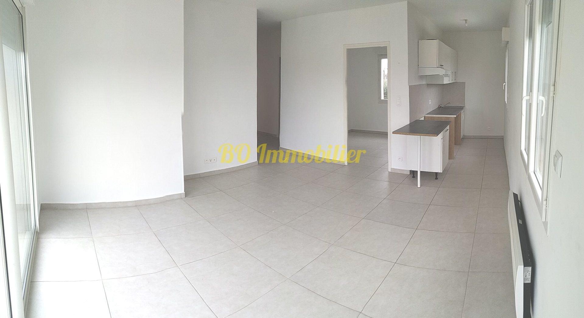 3P de 51.82m² + terrasse + 2 parkings + 1 cave