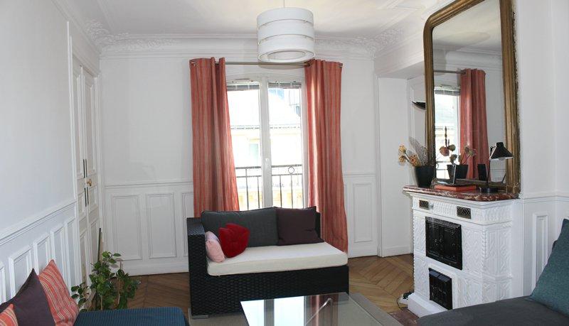 Paris IV - Métro Saint-Paul - 4 pièces