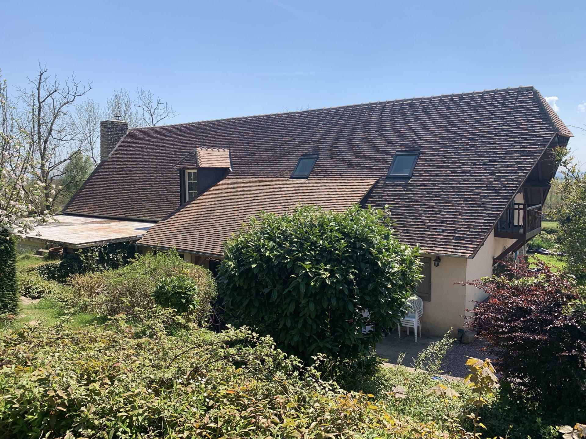 Maison de caractère rénovée de 200 m².