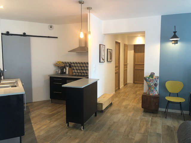 Appartement de 2017 de type T3 de 75 m² env
