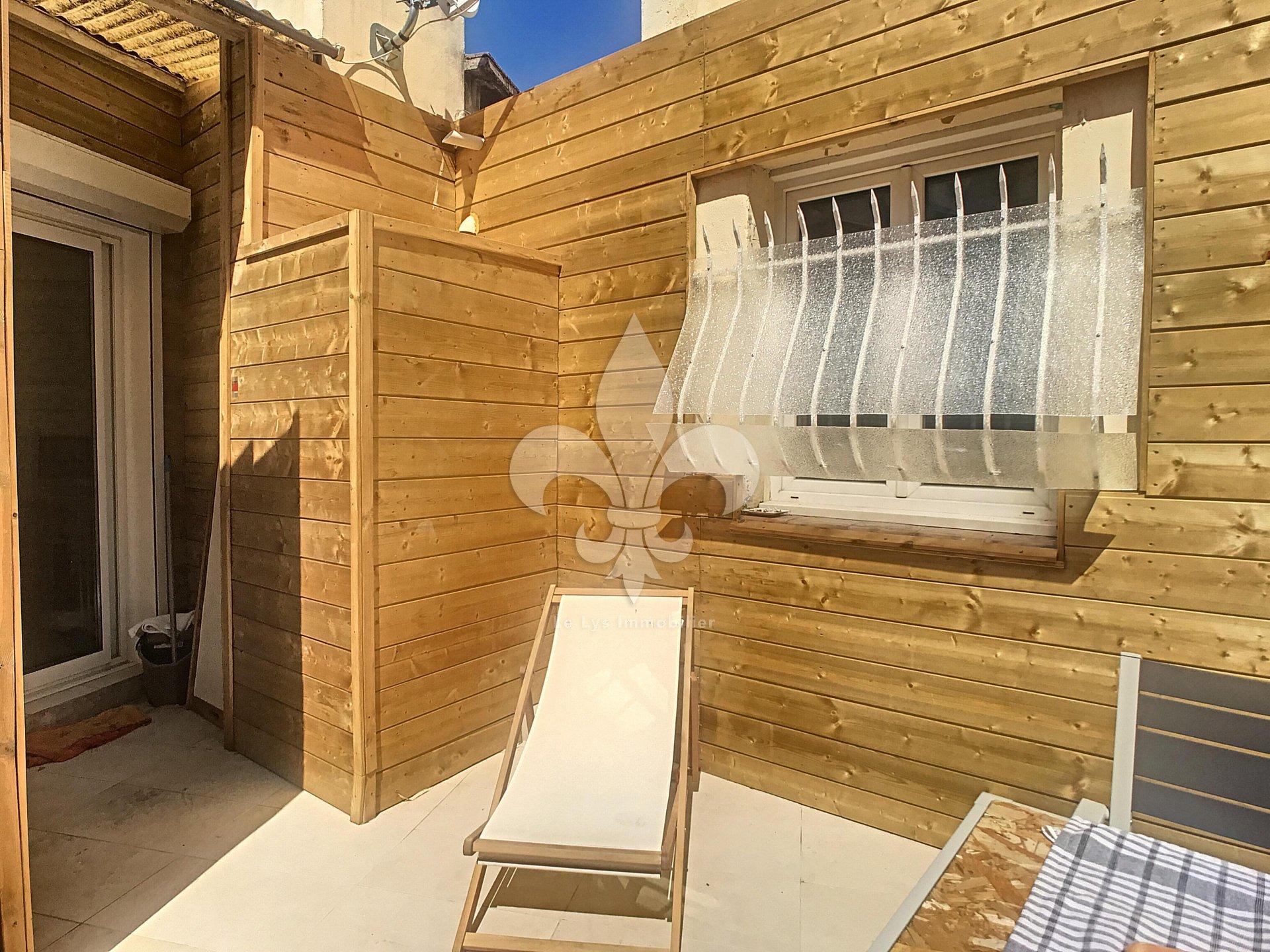 Cannes - Charmant deux pièces avec patio