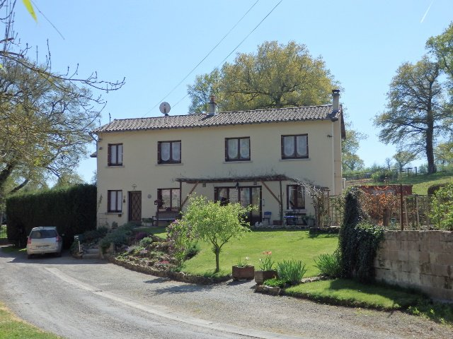Beautiful house near Le Dorat - Haute Vienne