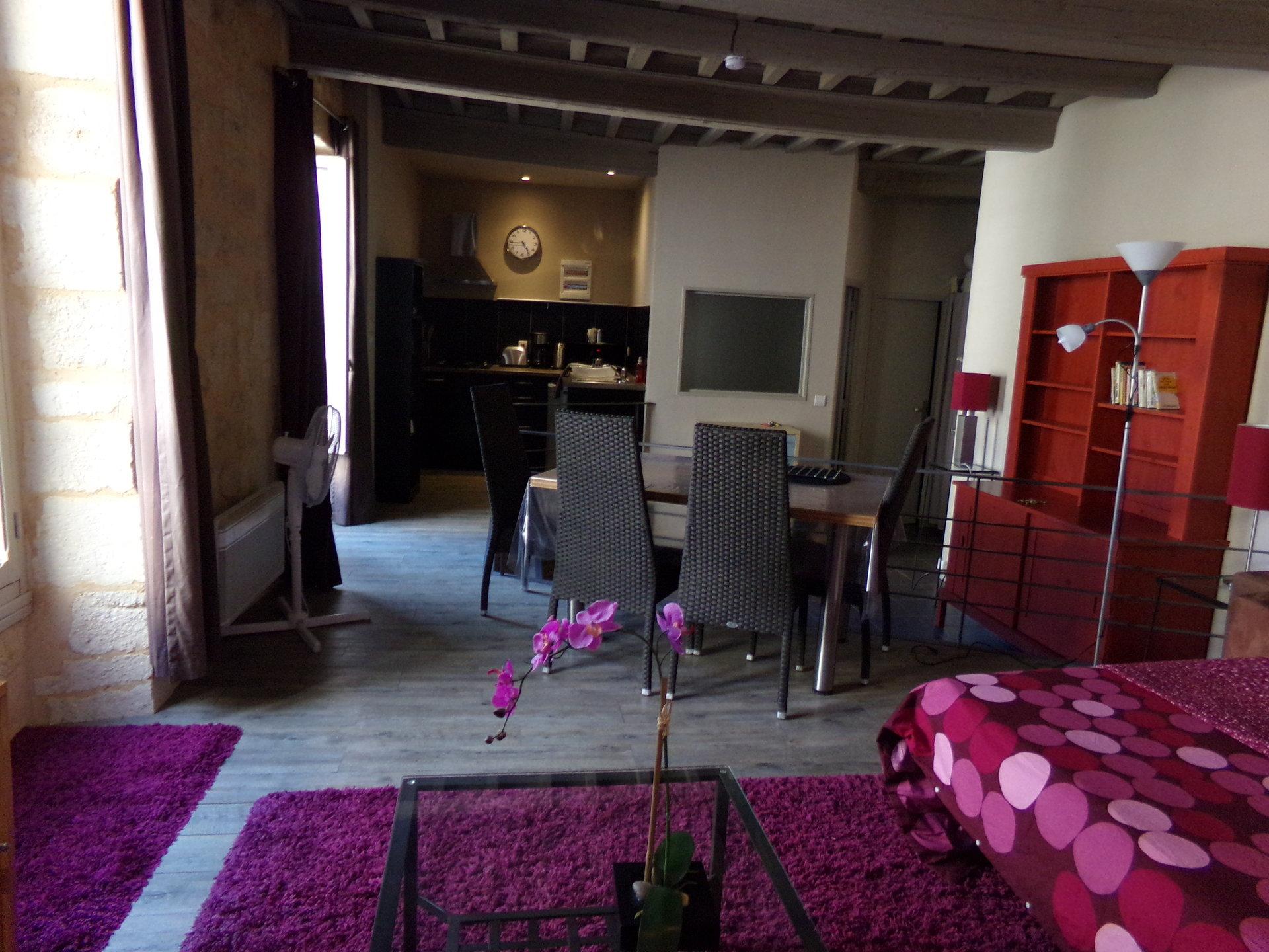 Studio cosy meublé au coeur du centre historique d'Uzès
