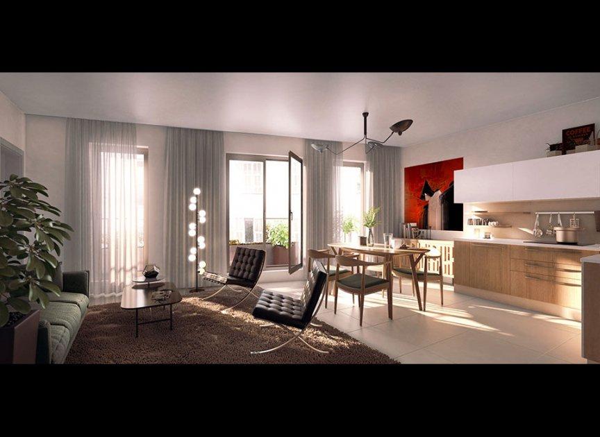 Nice Centre Studio 22 m²