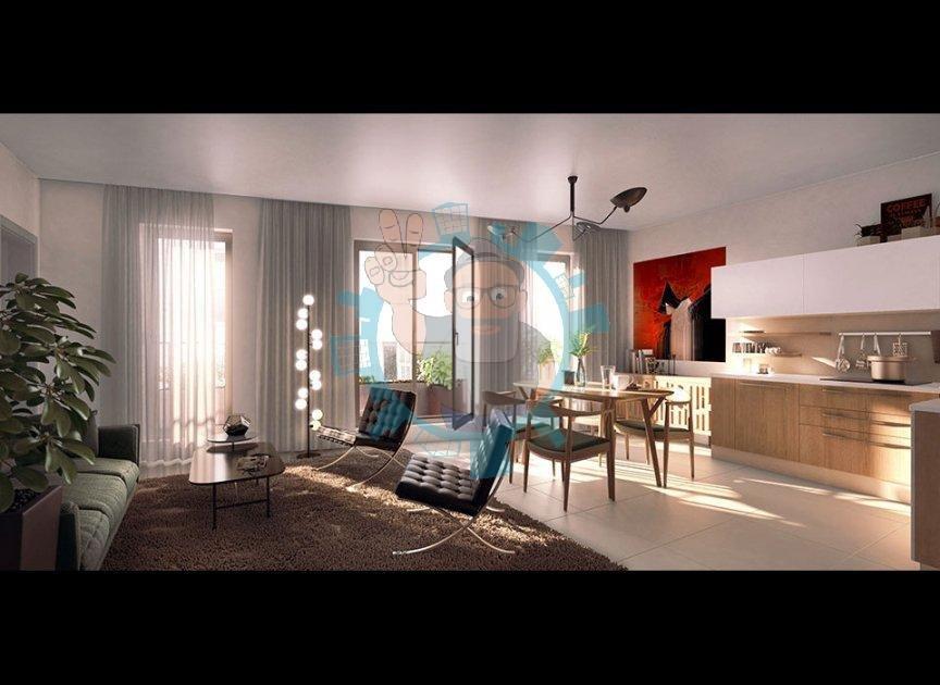Nice Centre Studio 22 m² avec 7 m² de terrasse