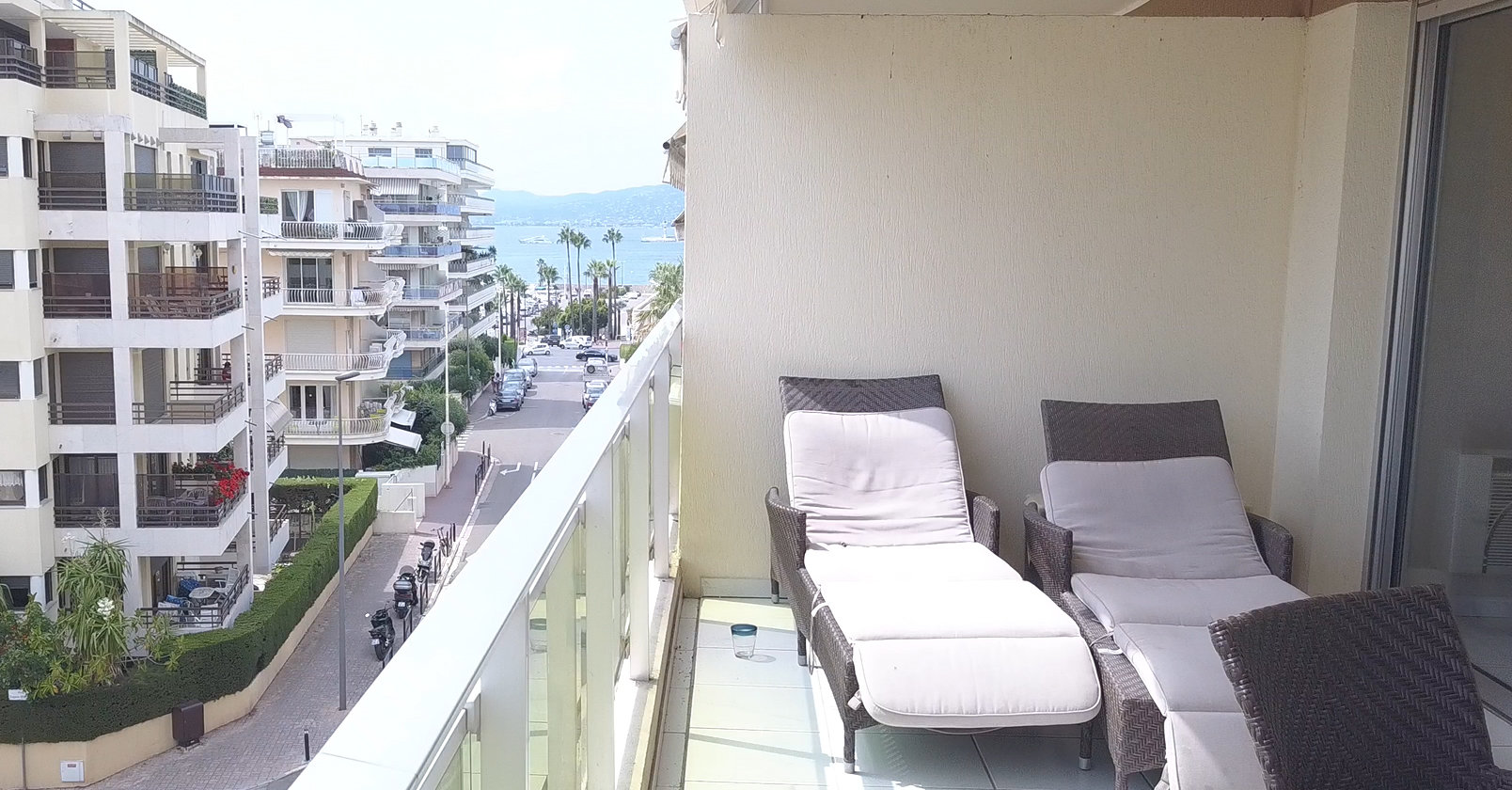 3 Rooms Cannes Palm Beach