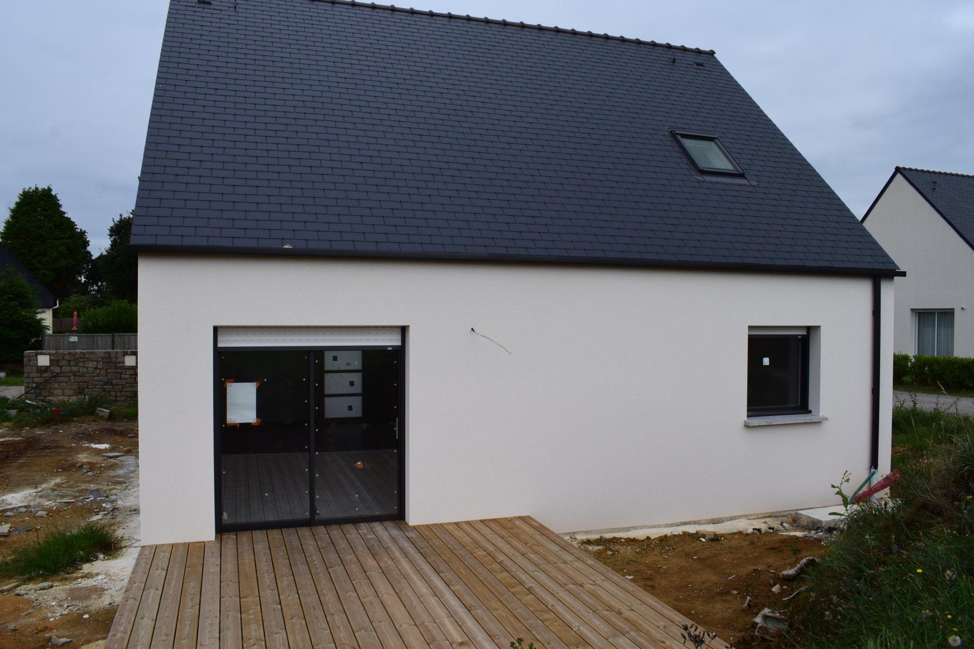PLOUGASTEL - maison neuve - 4 chambres -