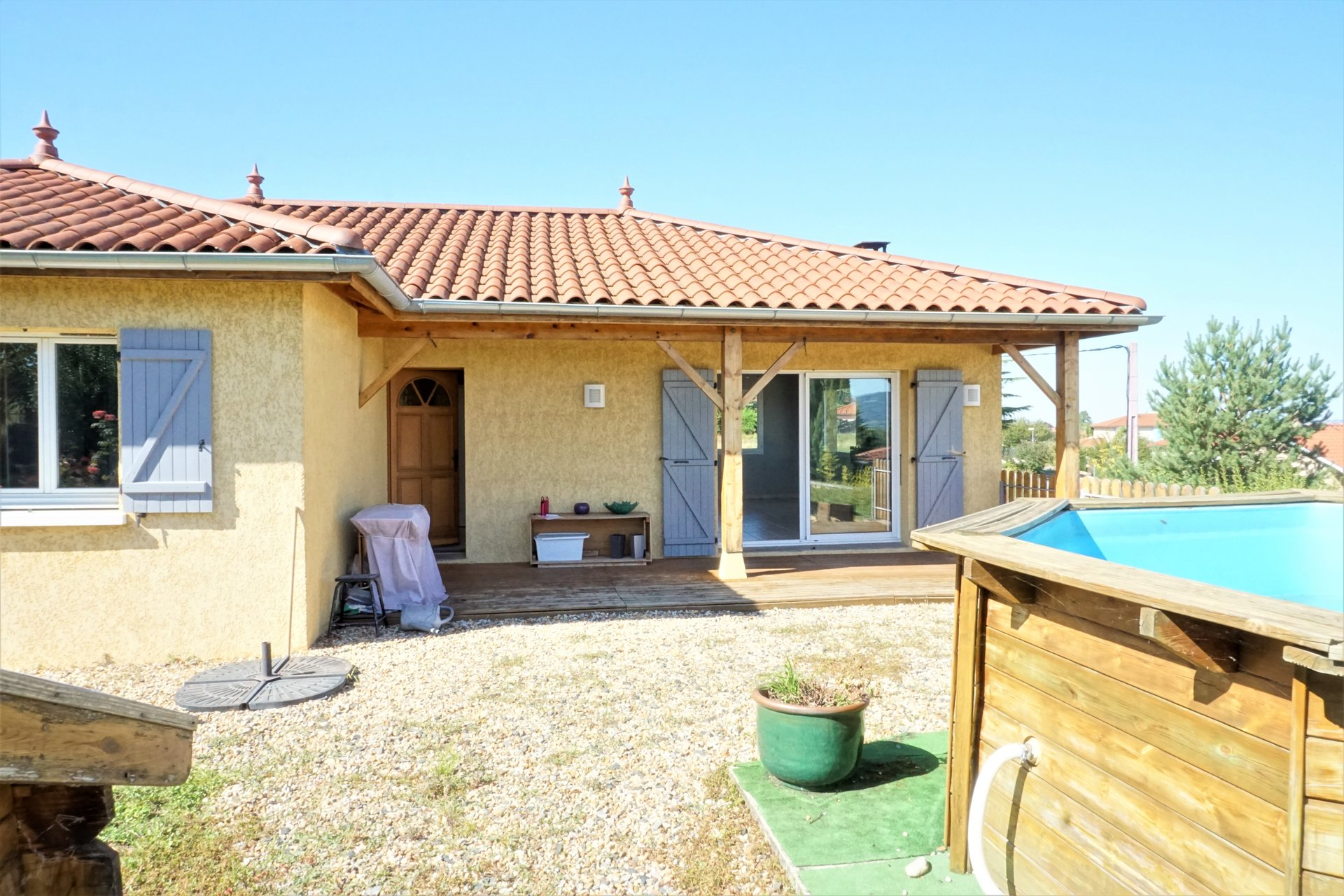 Sale House - Lucenay