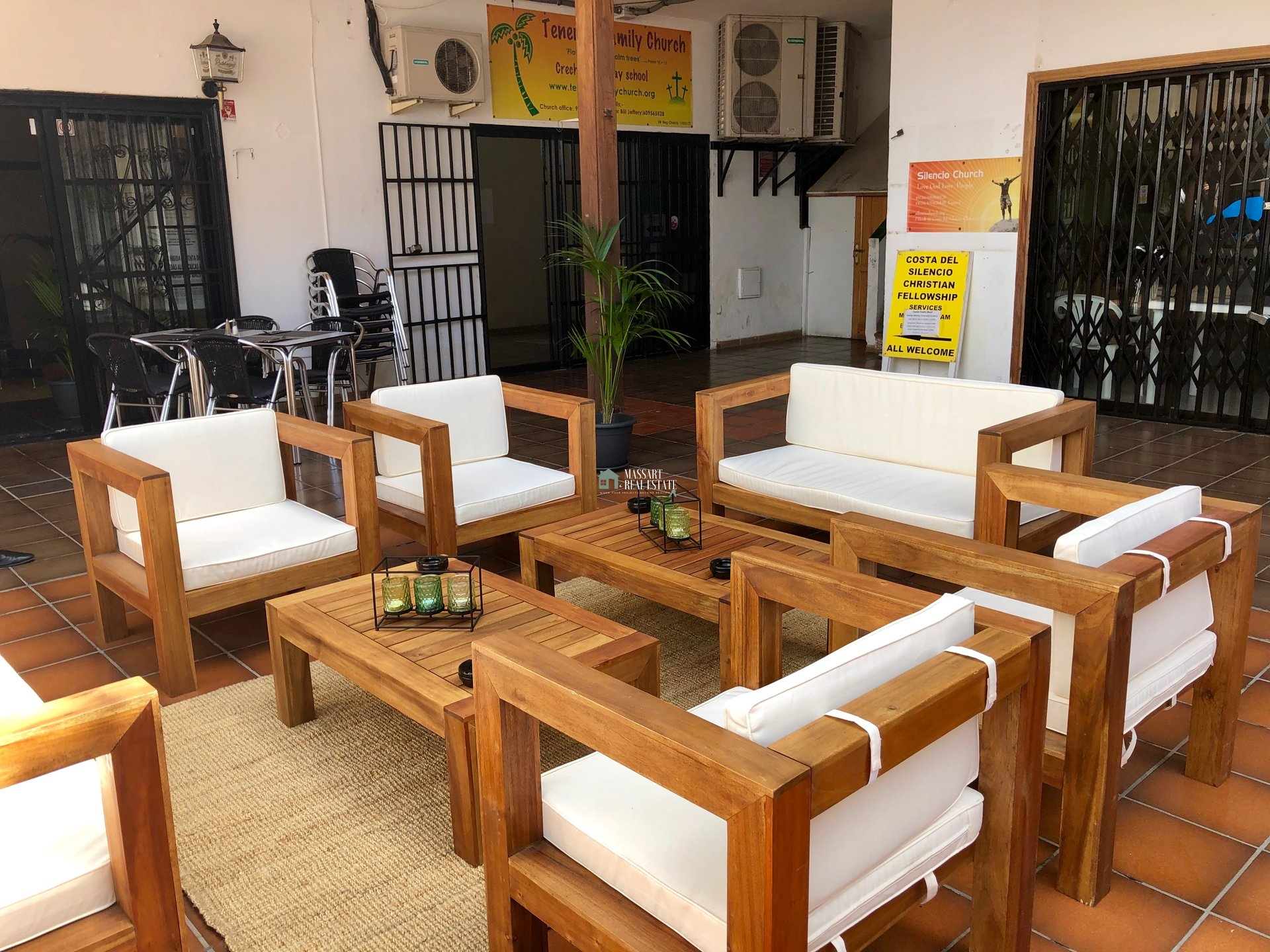 If you had always dreamed of having your own restaurant in the south of Tenerife, here you have the ideal opportunity to make your dream come true!