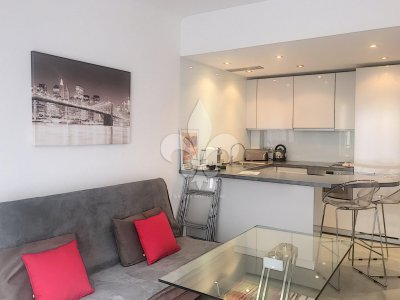 "Cannes - Modern 2 rooms close to ""Palais des Festivals"""