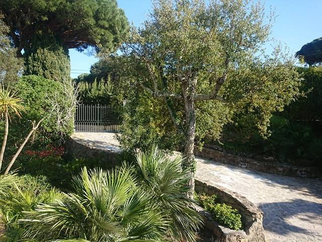 SEA VIEW PROPERTY AT 2 KM FROM ST TROPEZ